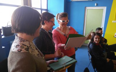 Sofya'da 1. Proje Toplantısı